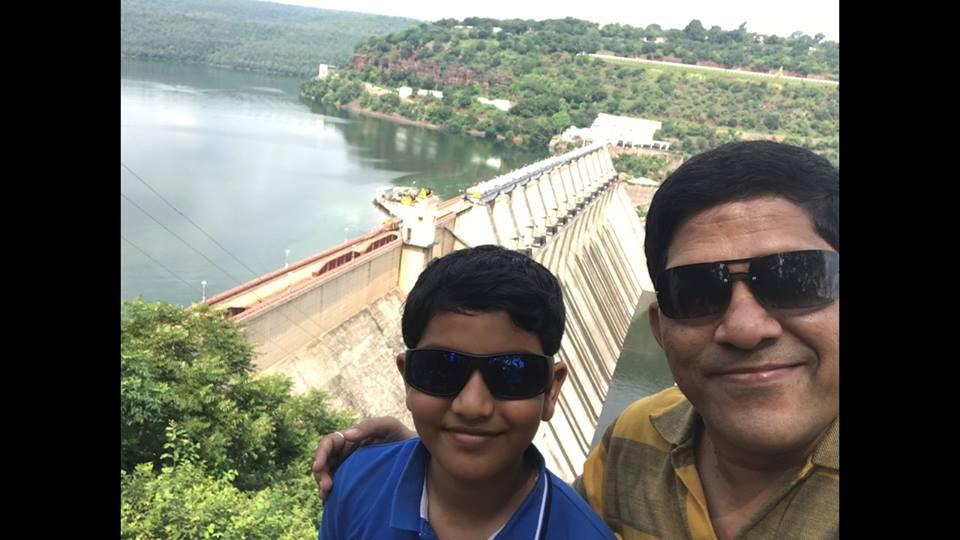 Srishail Dam
